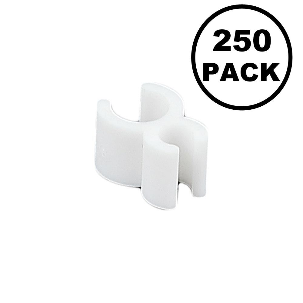 """Picture of Wire Frame Clips for 3/16"""" Wire 250 Pack"""