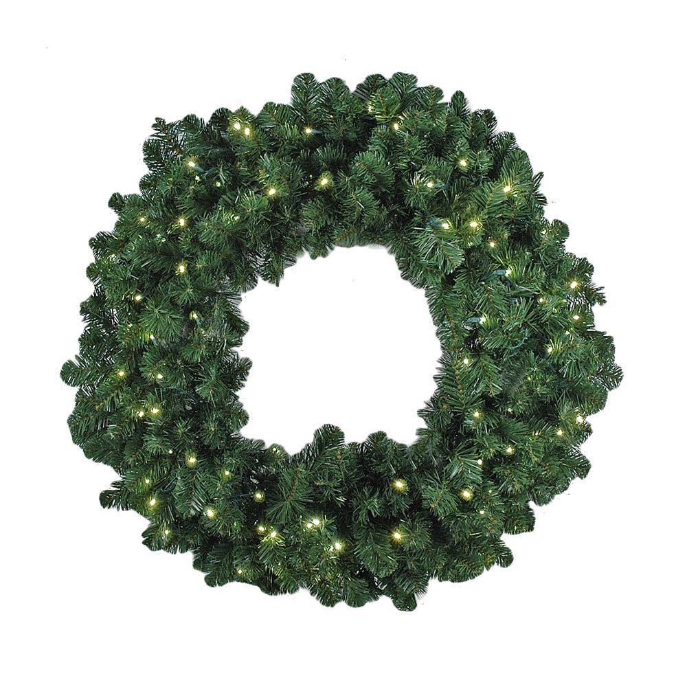 "Picture of 36"" Colorado Pine Wreath"