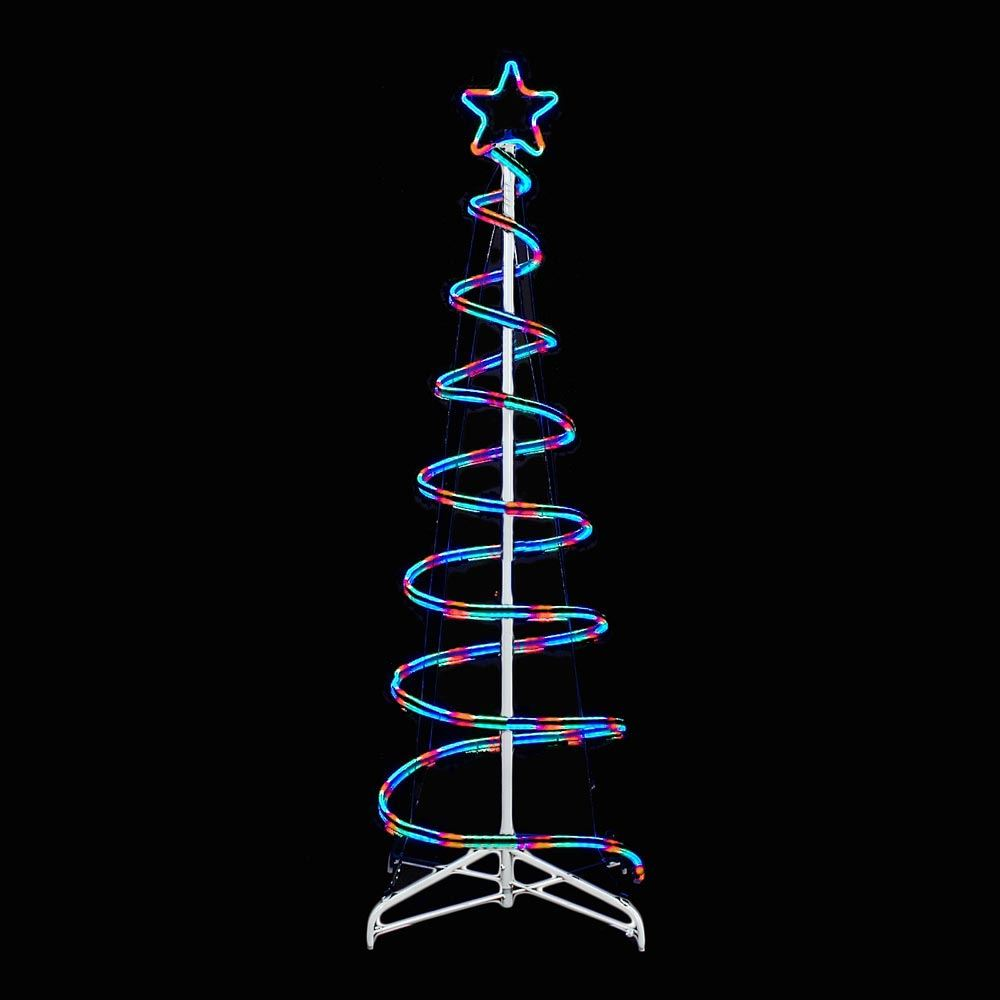 Picture of 6' LED RGB Neon Flex Christmas Tree