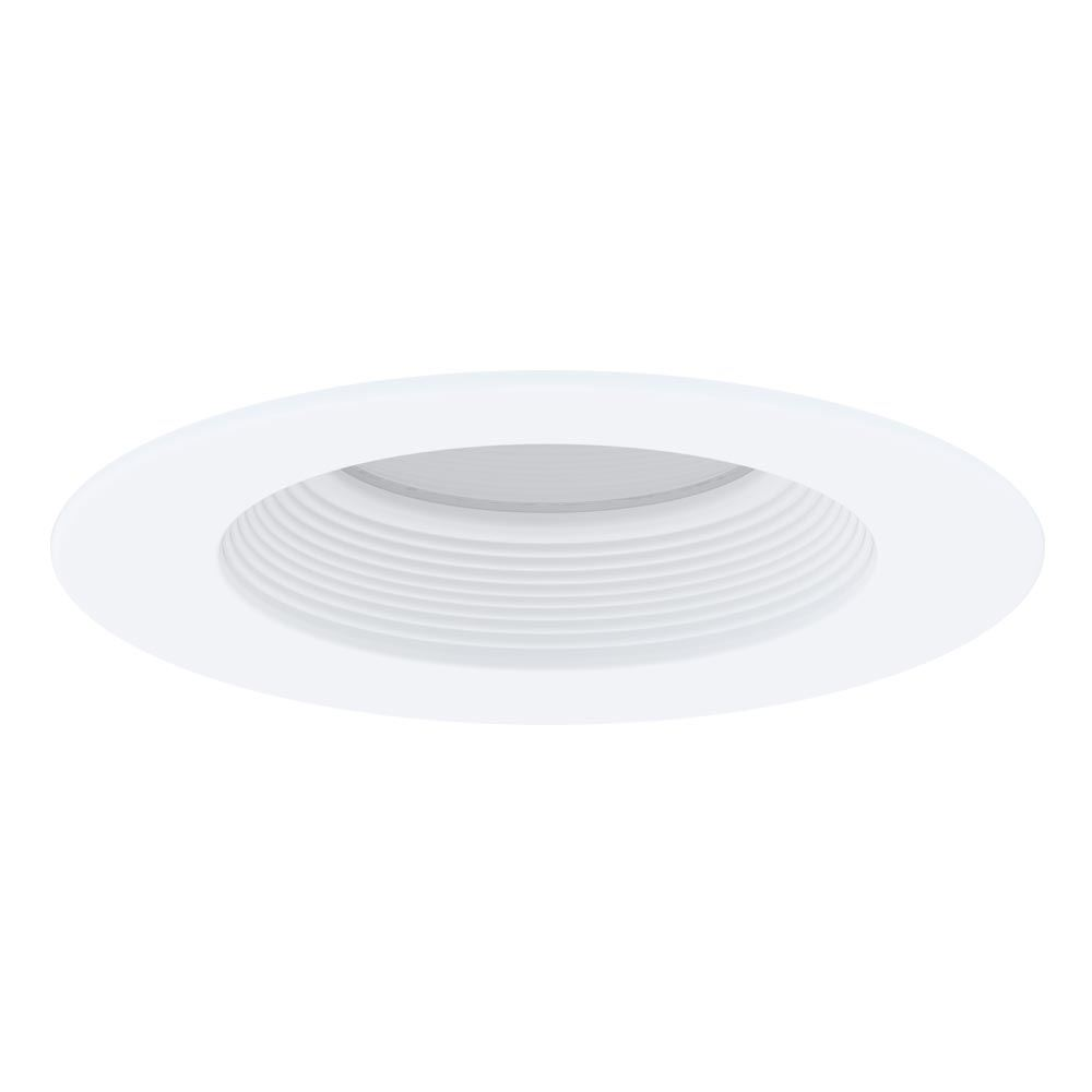 Picture of 5/6 Inch LED Downlight(15W) White Baffled Dimmable 5 Color Select 120V