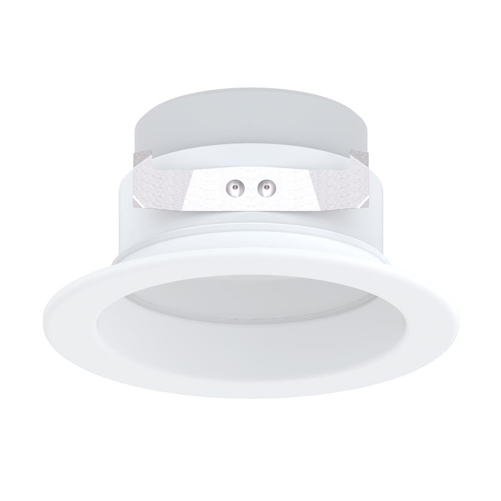 Picture of 4 Inch LED Downlight(10W) White Dimmable 5 Color Select 120V